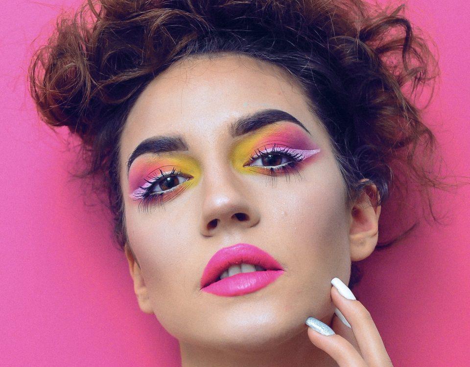 make-up sporten