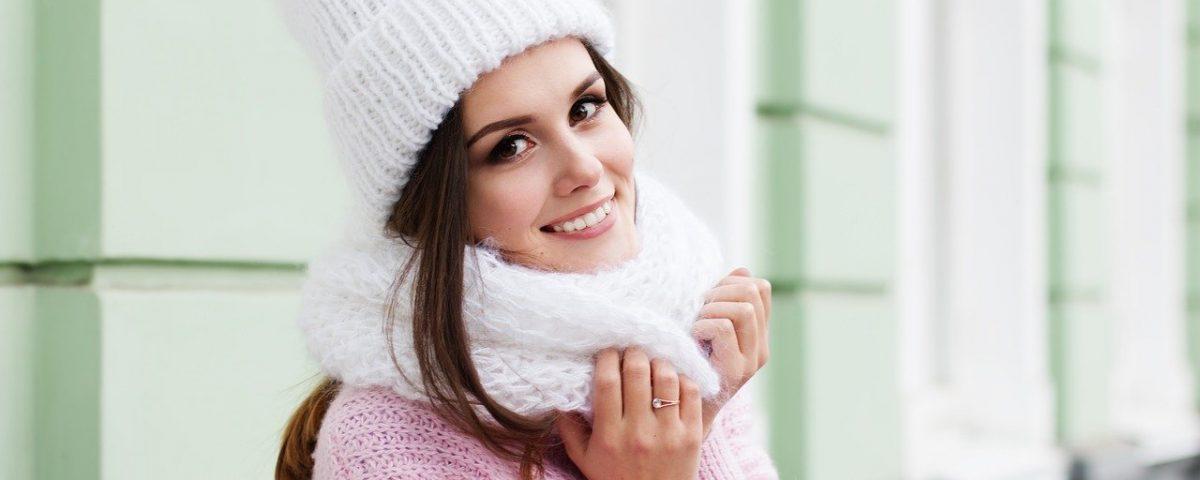 droge huid in de winter